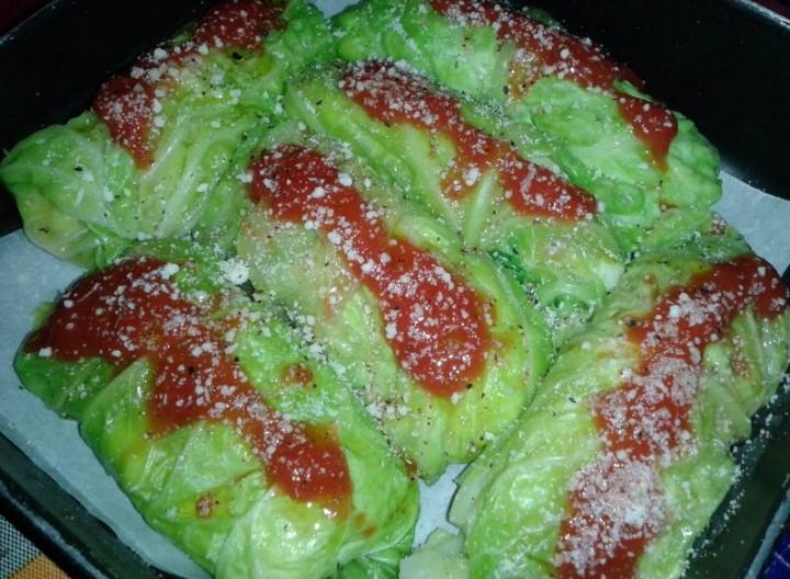 involtini verza e patate - p6